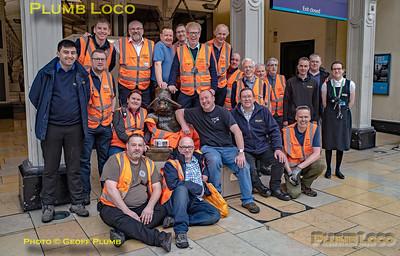 """BLS """"Park Royal Parkinson"""", Crew Group, Paddington, 9th March 2020"""