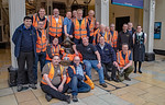 "BLS ""Park Royal Parkinson"", Crew Group, Paddington, 9th March 2020"