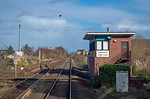 BLS 'Devonian Crompton', PoV 33207, Exmouth Junction Signal Box, 8th March 2020