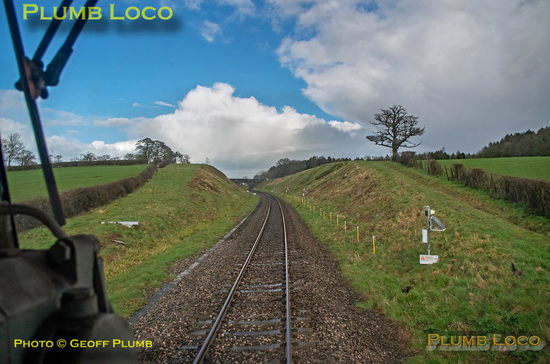 BLS 'Devonian Crompton', PoV 33207, Abbot's Hill, 8th March 2020