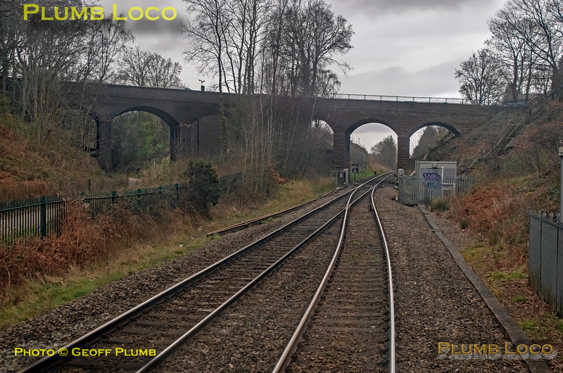 "BLS ""Fenny Crompton"", PoV 47746, Kenilworth Juction, 7th March 2020"