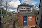 BLS 'Devonian Crompton', PoV 33207, Yeovil Pen Mill Signal Box, 8th March 2020