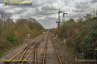 "BLS ""Park Royal Parkinson"", PoV 47746, Greenford East Junction, 9th March 2020"