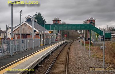 """BLS """"Fenny Crompton"""", PoV 47746, Kenilworth Station, 7th March 2020"""