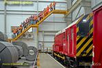 08600, BLS Dawson's Duo, BLS & PLEG Stewards, Automotive Steel Terminal, 25th June 2017
