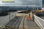 PoV 08598, BLS Dawson's Duo, Forty Foot Road Level-Crossing, 25th June 2017