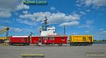 08600 & 08598, BLS Dawson's Duo, North Sea Wharf, 25th June 2017