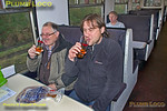 BLS EDF Tracker tour, beers, 1Z23, 23rd January 2016