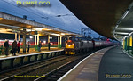 37706, BLS EDF Tracker tour, Carnforth P1, 5Z23, 23rd January 2016
