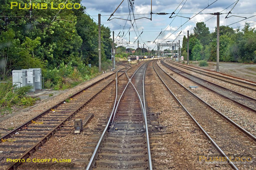 TPE Tracker Tour, York Holgate Loop, 8th September 2013