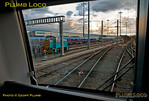 TPE Tracker Tour, Ardwick TMD, 8th September 2013