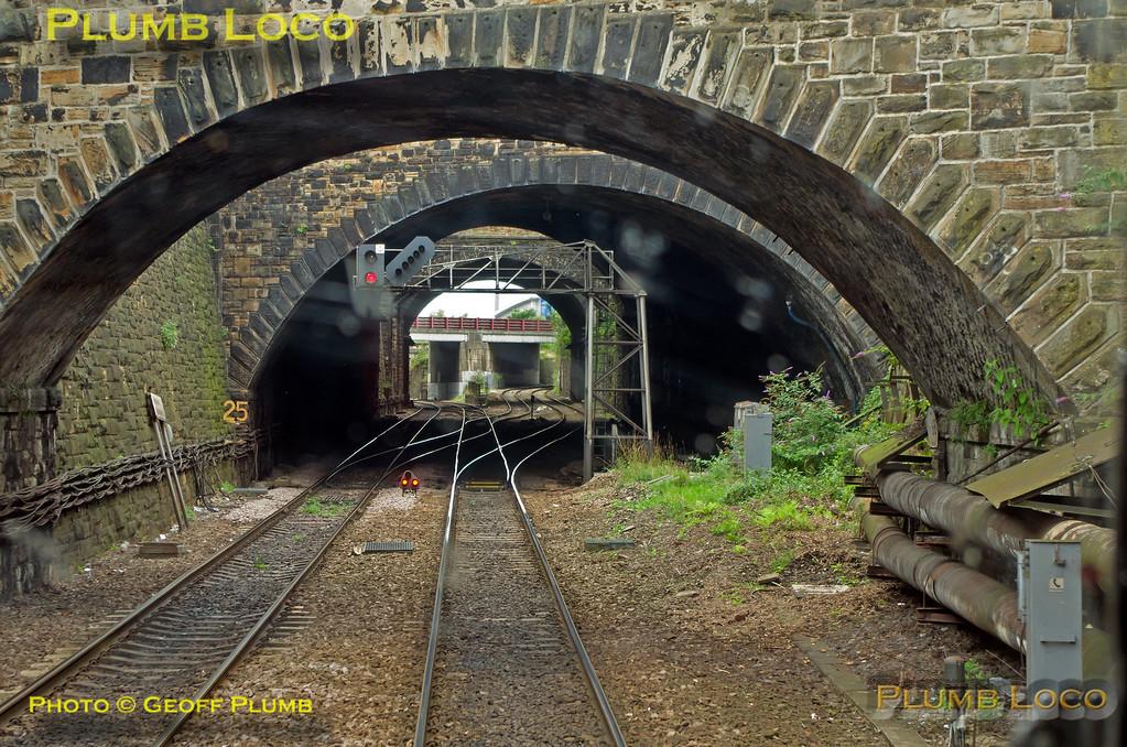 TPE Tracker Tour, Nunnery Main Line Junction, 8th September 2013