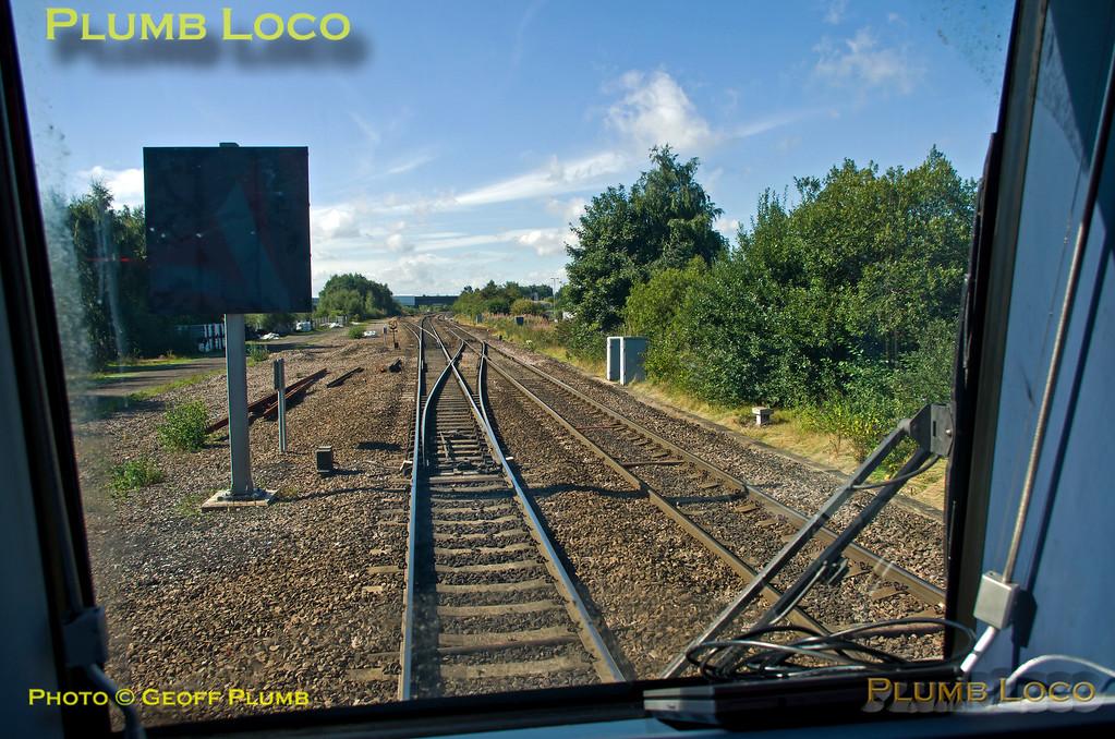 TPE Tracker Tour, Aldwarke Junction, 8th September 2013