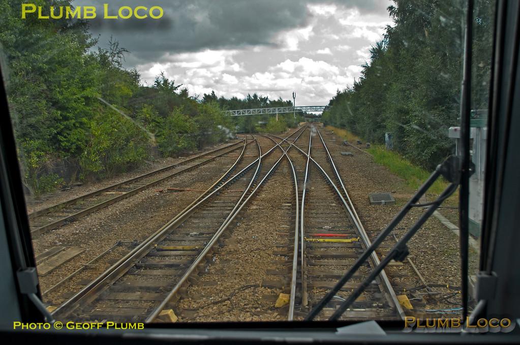 TPE Tracker Tour, Woodburn Junction, 8th September 2013