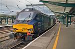 "BLS ""Gourock Growler"", 68018, Carlisle Platform 4, 27th April 2019"