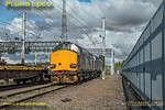 "BLS ""Gourock Growler"", 37218 & 37038, Mossend Up Yard Loop 3, 27th April 2019"