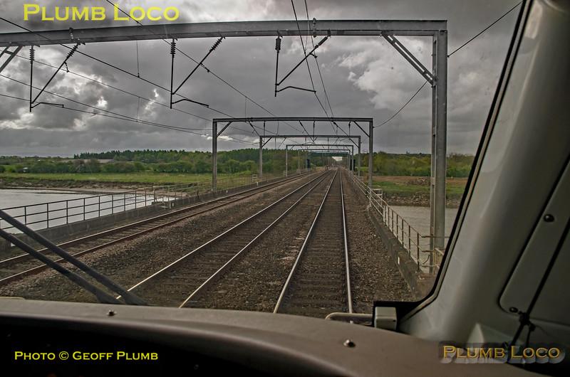 "BLS ""Gourock Growler"", PoV 68018, Esk Viaduct, 27th April 2019"