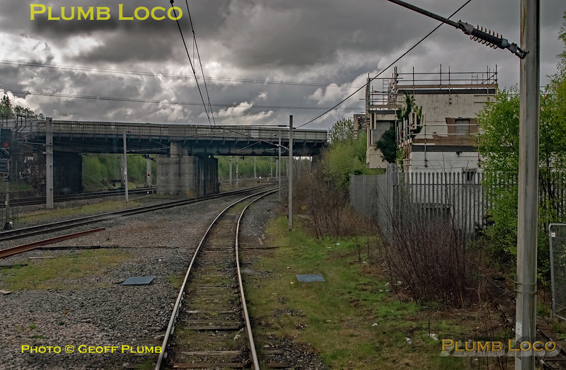 "BLS ""Gourock Growler"", PoV 68018, Kingmoor Down Arrival Line, 27th April 2019"