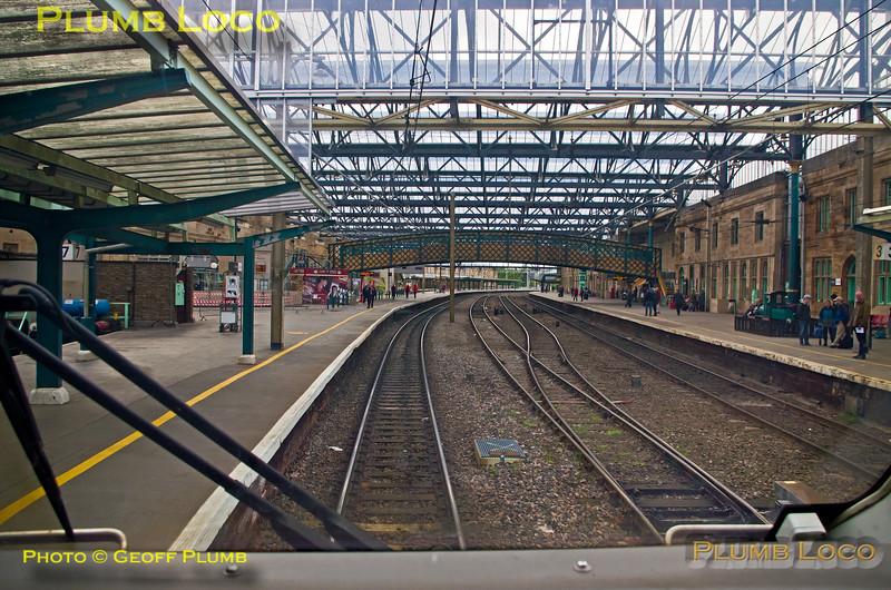 "BLS ""Gourock Growler"", PoV 68018, Carlisle Platform 4, 27th April 2019"