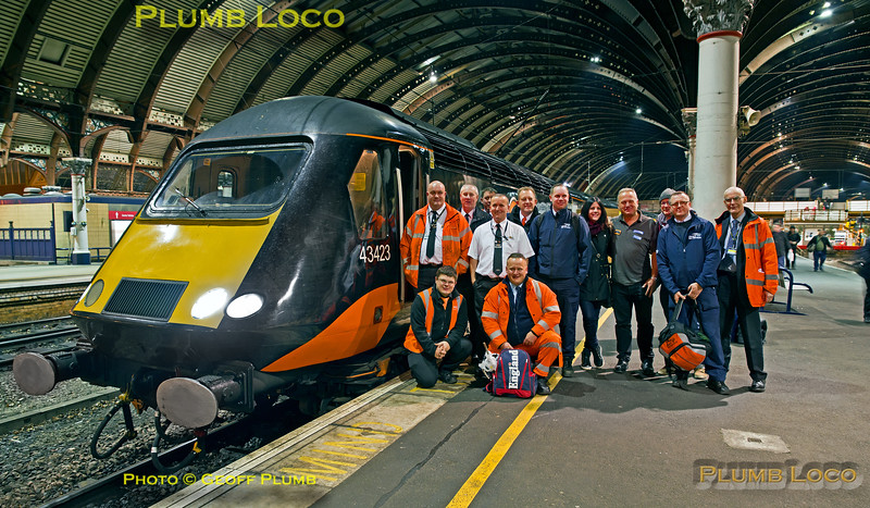 "43423, BLS ""Grand Farewell"", Group Shot, York, 17th December 2017"