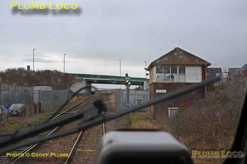 "PoV 43480, BLS ""Grand Farewell"", Ryhope Grange Signal Box, 17th December 2017"