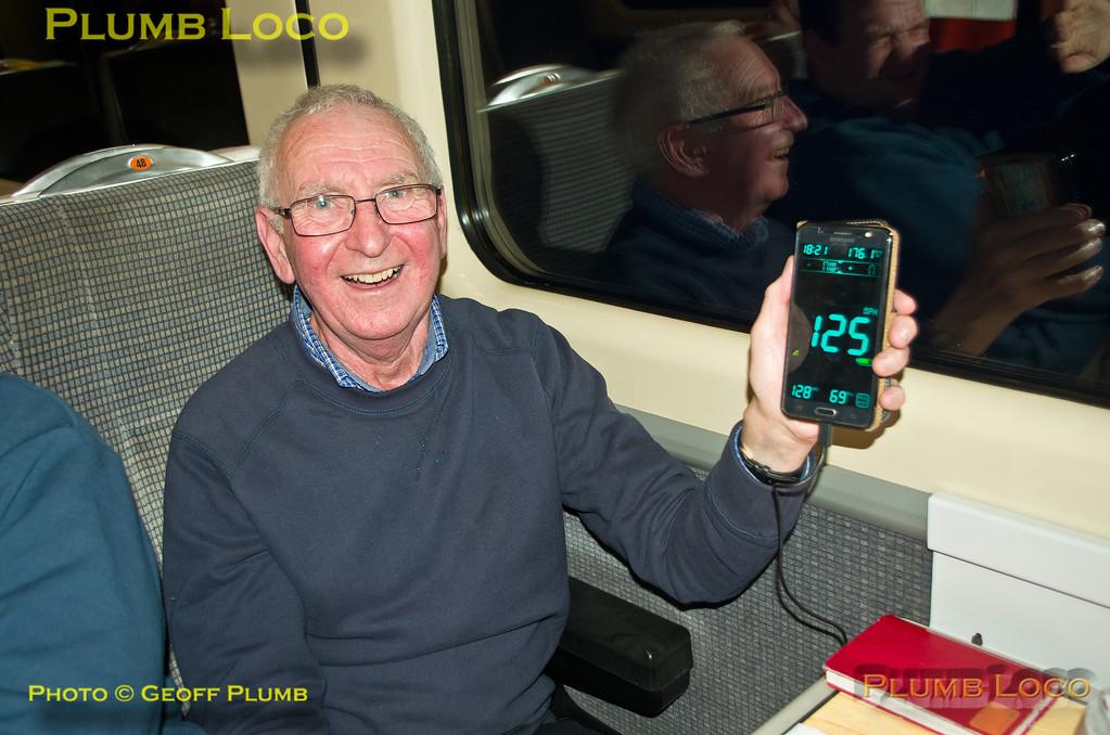 "BLS, ""Grand Farewell"", David Alcock, GPS-Speed, 17th December 2017"
