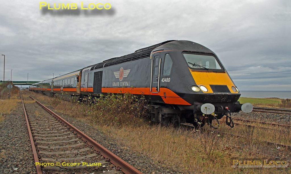 "43480, BLS ""Grand Farewell"", Ryhope Grange Siding No.1, 17th December 2017"