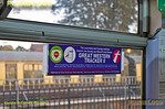 FGW Tracker Tour II, Window Sticker, Paignton, 2Z12, 12th October 2013