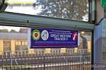 FGW Tracker Tour II, Window Sticker, Paignton, 2Z12, 12th October 2013