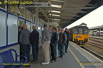 FGW Tracker Tour II, Plymouth Station, Loo Queue, 12th October 2013