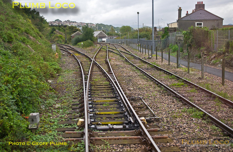 FGW Tracker Tour II, Laira Depot, Mount Gould Junction, 2Z11, 12th October 2013