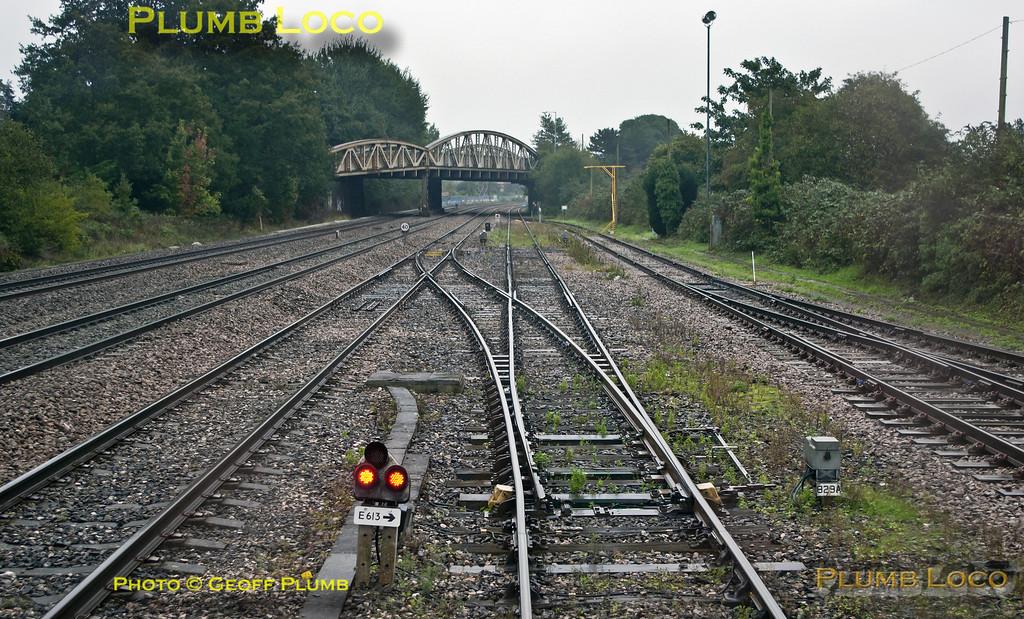 FGW Tracker Tour II, Fairwater Yard Reception Line , 12th October 2013