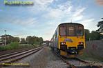 150 927, FGW Tracker Tour II, Goodrington CHS, 2Z12, 12th October 2013