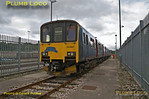 150 927, FGW Tracker Tour II, Laira Depot, Lipson Siding No. 3, 2Z11, 12th October 2013
