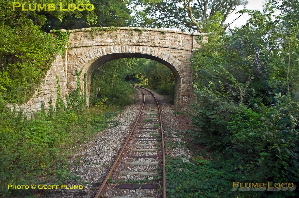 FGW Tracker Tour II, Summer Lane, near Heathfield, 2Z12, 12th October  2013