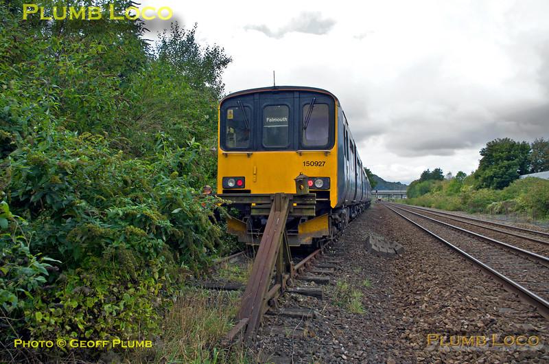 FGW Tracker Tour II, Tavistock Junction, Down Refuge Siding, 2Z11, 12th October 2013