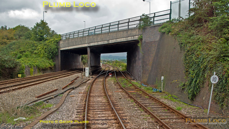 FGW Tracker Tour II, Laira Junction, Down/Up Goods, 2Z11, 12th October 2013