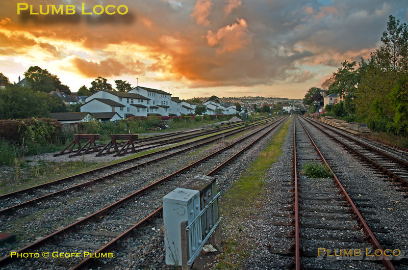 FGW Tracker Tour II, Goodrington CHS, 12th October 2013