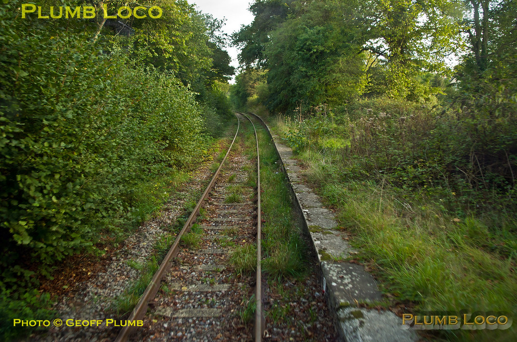 FGW Tracker Tour II, Teigngrace Station, 2Z12, 12th October 2013