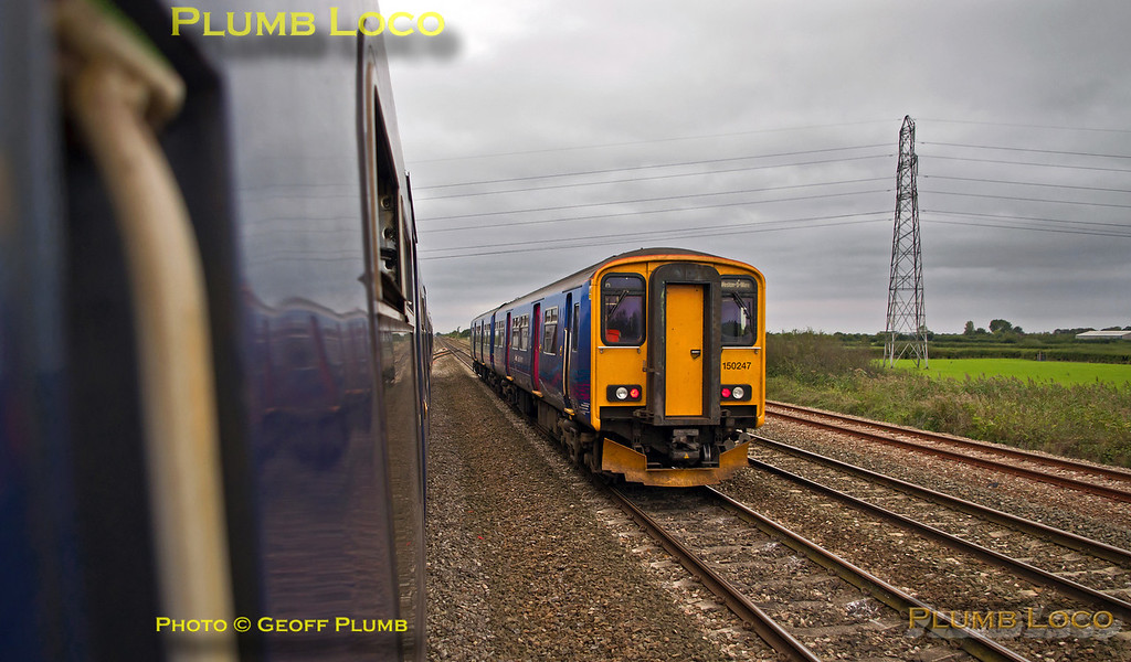 FGW Tracker Tour II, Yatton Down Loop, 12th October 2013