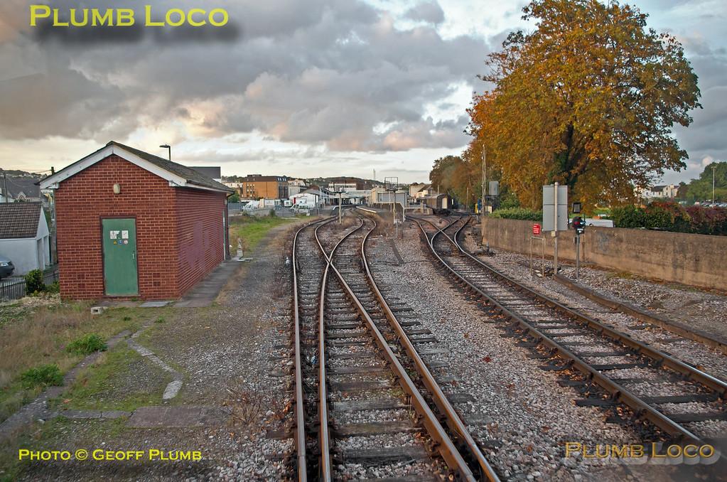 FGW Tracker Tour II, Paignton South, 2Z12, 12th October 2013