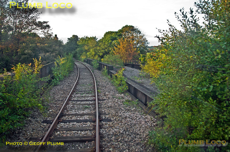 FGW Tracker Tour II, River Lemon Bridge, 2Z12, 12th October 2013
