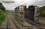 FGW Tracker Tour II, Laira Depot, Carriage Washer, 2Z11, 12th October 2013