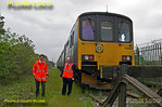 150 927, FGW Tracker Tour III, Cattewater, End Of Line, 2Z11, 10th May 2014