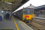 150 927, FGW Tracker Tour III, Plymouth Station Platform 6, 2Z11, 10th May 2014