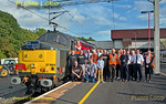 "37884, BLS ""Greendale Rocket"", Group Shot, Birmingham International, 9th September 2017"