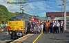 "37884, BLS ""Greendale Rocket"", Group Shot, Birmingham International, 9th September 2017"