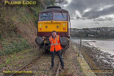"47826, BLS ""Looe Brush"", Looe, Phil Marsh, 3rd February 2019"
