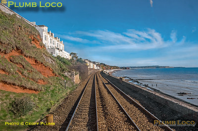 "PoV 47826, BLS ""Looe Brush"", Dawlish Sea Wall, 3rd February 2019"