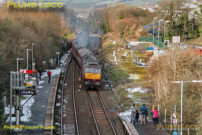 "47826, BLS ""Looe Brush"", Liskeard, 3rd February 2019"